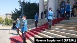 Konstituisan novi saziv Skupštine Srbije