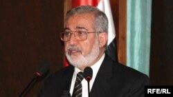 رئيس مجلس النواب السابق أياد السامرائي