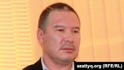 Серікжан Мәмбеталин. Алматы, 26 қараша 2013 жыл.