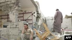 عواقب انفجار في أطراف الموصل، 9 تموز 2009