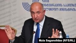 Госминистр Грузии по вопросам примирения и гражданского равноправияПаата Закареишвили