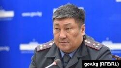 Алмазбек Орозалиев.