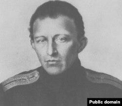 Александр Блок на фронте, 1916