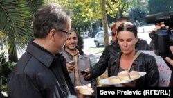 Protest zbog tretmana porodilja u Crnoj Gori