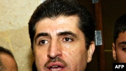 Nechirvan Barzani, the prime minister of the Kurdish Regional Government