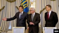 Договор за крај на кризата во Украина