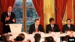 امضا قرارداد اولین راکتور همجوشی هسته ای جهان در کاخ الیزه