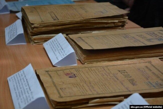Советские документы в архивах СБУ полностью открыты для исследователей