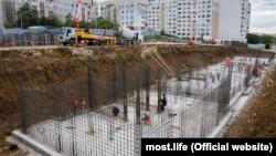 Будівництво будинків для керчан, яких переселять через будівництво Керченського мосту