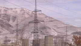 Armenia -- A cement factory in Hrazdan, 16December, 2009