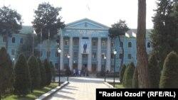 Таджикский Медицинский Университет (иллюстративное фото)