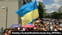 Голосування українських виборців