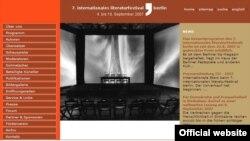 В Берлинском литературном фестивале приняли участие 150 авторов со всего мира