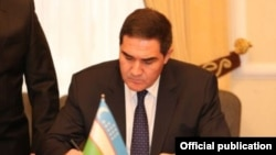 Бывший первый заместитель председателя СНБ Узбекистана Шухрат Гулямов.