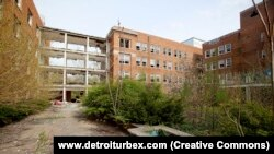 Детройт, США (Фото: www.detroiturbex.com)