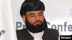 د طالبانو د قطر د دفتر ویاند سهیل شاهین