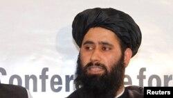 د طالبانو د قطر سیاسي دفتر ویاند محمد نعیم