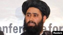 د طالبانو د سیاسي دفتر ویاند محمد نعیم