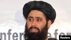 په قطر کې د طالبانو د سیاسي دفتر ویاند محمد نعیم