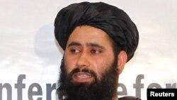 محمد نعیم سخنگوی دفتر سیاسی گروه طالبان در قطر