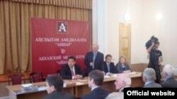 Клуб «Айнар» уже второй раз стал площадкой для дискуссий на тему экономического развития Абхазии