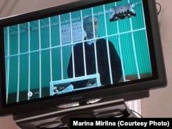 Заключенный Александр Маркин