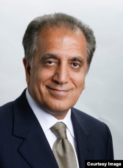 Zalmay Khalilzad the former U.S. ambassador to Iraq, Afghanistan and the United Nations.