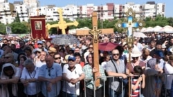 Sabor SPC u Podgorici: Vlada da povuče zakon