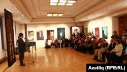 Казанда Васил Ханнанов күргәзмәсе ачылды