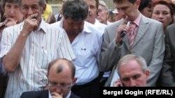 Ульяновск. Чиновники думают, как победить коррупцию. Фото Сергея Гогина