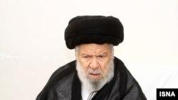 آیت الله عبدالکریم موسوی اردبیلی