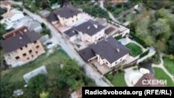 Будинок у Києві, який Костянтину Моргуну подарував його батько
