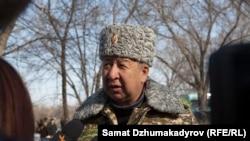 Adatdan daşary ýagdaýlar ministri Kubatbek Boronow