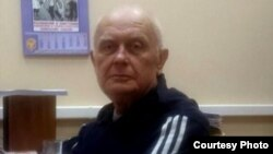 Yuriy Soloshenko was sentenced to six years in jail on spying charges in October.