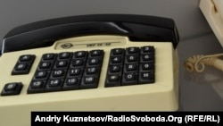 Ukraine -- Museum of Telecommunication in Luhansk, 15Nov2013
