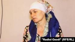 Марямбӣ Назарова, сокини шаҳри Кӯлоб.