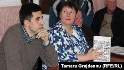 Iulian Ciocan și Valentina Ursu