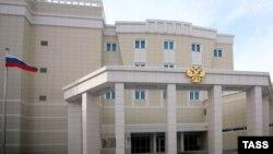 Будынак амбасады Расеі ў Менску