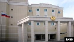 Расейскае пасольства ў Менску