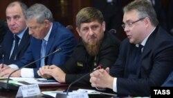 Рамзан Кадыров не торопится с публикацией декларации