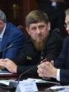 Руководители Карачаево-Черкесии, Северной Осетии, Чечни и Ставропольского края (архивное фото)