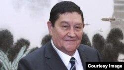 Өзбекстан қауіпсіздік қызметінің бұрынғы басшысы Рустам Иноятов.