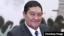Рустам Иноятов, Өзбекстан президентінің саяси-құқықтық мәселелер бойынша мемлекеттік кеңесшісі.