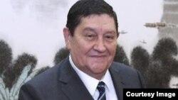 Рустам Иноятов, Өзбекстан Ұлттық қауіпсіздік қызметінің бұрынғы басшысы.