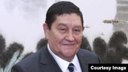 Рустам Иноятов в бытность председателем Службы национальной безопасности Узбекистана.
