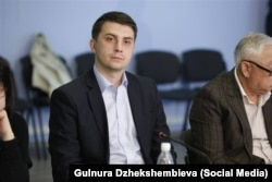 Денис Бердаков, сиёсатшиноси қирғиз.