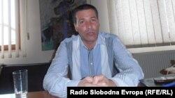 Горан Стојковски, директор на Јавното претпијатие Водовод од Куманово.