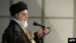 Iran's Supreme Leader Ayatollah Ali Khamenei - File photo