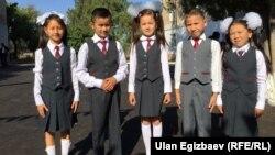 Мектеп окуучулары