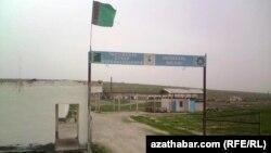 Туберкулезная клиника в Тагтабазаре, Туркменистан (архивное фото)